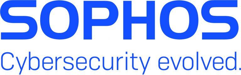 Sophos Cybersecurity Evolved logo RGB